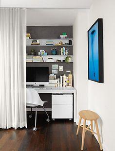 Staple Double Wall Shelves