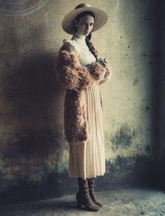 Vogue Brazil July 2014