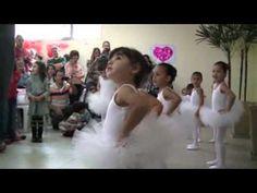 Escola Vale Encantado Aula Aberta de Ballet 4