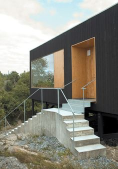Interesting design if used with shipping container to save cost....