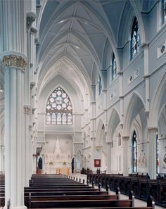 Cathedral of St. John the Baptist, 120 Broad St, Charleston
