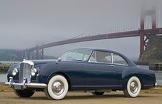 1957 Bentley S1 Continental Sports Saloon