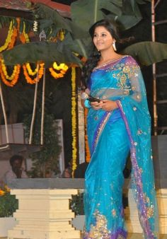 Anjali Saree Stills