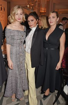 Kate Winslet and Victoria Beckham Led the Charge at the Harper's Bazaar Awards