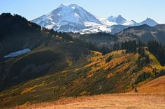 Fall Hikes in Washington