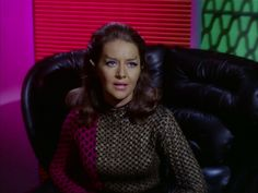 The Romulan Commander (Joanne Linville)