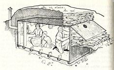 "In 1966 the US Department of Defense published the ""Personal and Family Survival Manual"" which included a chapter which explained how to build the family fallout shelter. I would happily build a small child happy shelter for my kids to play in! Homestead Survival, Survival Tools, Wilderness Survival, Camping Survival, Outdoor Survival, Survival Prepping, Emergency Preparedness, Urban Survival, Survival Hacks"