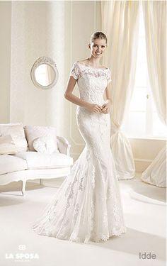 Wedding Dresses - Pronovias La Sposa Range (House of Silk)
