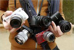 Las Mejores webs para comparar camaras digitales
