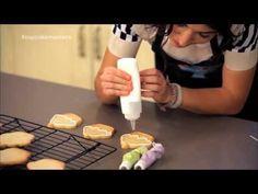Casita y muñeca de galleta   Mariapi y Mer Muy Dulces Vinuesa - YouTube
