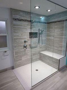 111+ Marvelous Bathroom Tile Shower Ideas #bathroomideas #bathroomdecor #bathroomremodel
