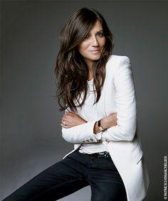 Emmanuelle Alt, Rédactrice en chef de Vogue Paris - Article Blog beauté Les Mousquetettes
