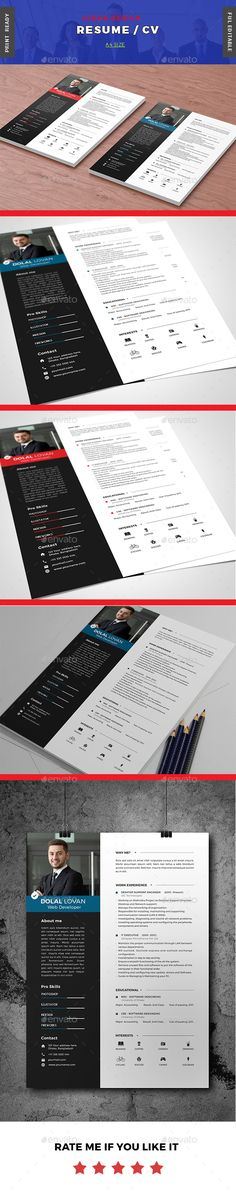 Simple Resume Simple resume, Simple resume template and Template - m w resume
