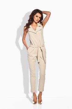 Salopeta dama casual de vara lunga elastica,,fara maneci. Jumpsuit, Dresses, Fashion, Overalls, Vestidos, Moda, Playsuit, Jumpsuits, Fasion