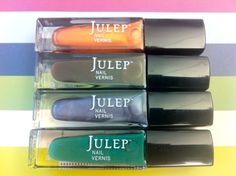 fall colors for julep nail polish - so fresh for fall