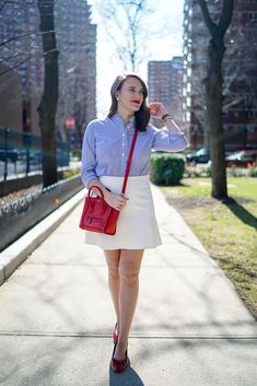 Covering the Bases is a fashion and travel blog based in New York City. Written by Krista Robertson.