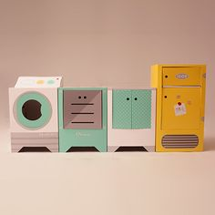 New Designer Eco Toys - Petit & Small