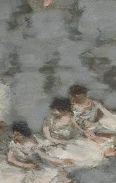Musée d'Orsay: Pierre Bonnard. Painting Arcadia. on from 17 March-19July 2015