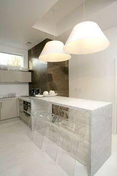 Contemporary Kitchen Interior Design Designer Nancy Stanley