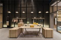 chuang x yi concept store by lukstudio in shanghai