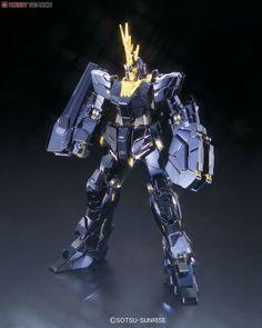 [close] RX-0 Unicorn Gundam 02 Banshee Titanium Finish Ver. (MG) (Gundam Model Kits) Item picture2