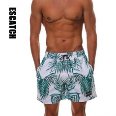 Mens Swim Trunks Slovakia Flag Wave Collage Quick Dry Beach Board Shorts with Mesh Lining