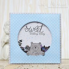 Sweet Baby Boy by Lucy Abrams