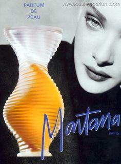 my perfume since... 1990