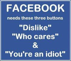 FB needs three buttons