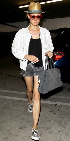Look of the Day: June 29, 2013 - Diane Kruger : InStyle.com