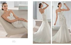 Demetrios Wedding Gowns style 621, 2016 Collection, Bridal Dresses