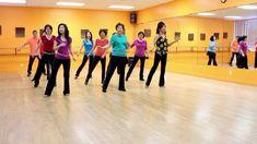 Crazy Happy - Line Dance (Dance & Teach in English & 中文)