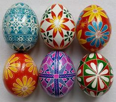 6 Real Ukrainian hand made Pysanky Easter Eggs Ukraine Pisanki Pysanka egg shell | Collectibles, Decorative Collectibles, Eggs | eBay!