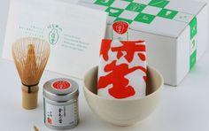 Macha tea kit