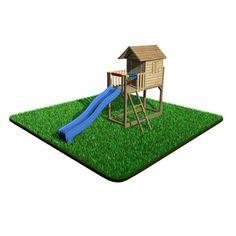 Dětský domeček Monkey´s Home D