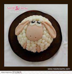 Baranek, owieczka, tort z barankiem, tort w kształcie baranka, tort z owieczką, torty dla dzieci