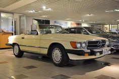 Mercedes-Benz SL 560  1988, 30000 km, kr 299530,- -