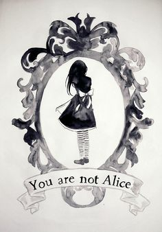 """I've often seen a cat without a grin,' thought Alice; It's the most curious thing I ever saw in my life!' """" ~ Alice's Adventures in Wonderland Prints on . Alice Liddell, Alice Madness Returns, Alice And Wonderland Quotes, Adventures In Wonderland, Were All Mad Here, Disney Art, Game Art, Illustration, Fantasy Art"""