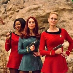 It's happening again. And we stand with you. Star Trek Continues, Sience Fiction, Star Trek Cosplay, Star Trek Universe, Cosplay Girls, Women Empowerment, Spock, Sci Fi, Sexy Women