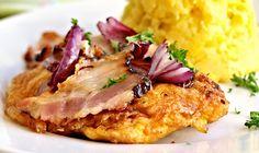 Recept : Sterilované vepřové ve vlastní šťávě | ReceptyOnLine.cz - kuchařka, recepty a inspirace Risotto, Meat, Chicken, Ethnic Recipes, Food, Essen, Meals, Yemek, Eten