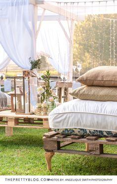 Mediterranean Inspired Wedding | Real weddings | Wedding Decor Inspiration | Photography by Angelique Smith