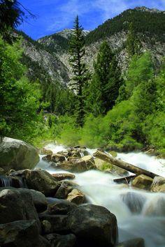 Cascade Falls - Colorado - USA