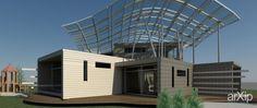 Усадьба  ( в работе ) #architecture #2floors_6m #housing #minimalism #100_200m2 #facade_wood #cottage #mansion