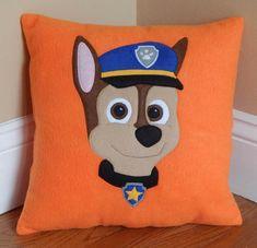 Pata de patrulla almohada  Chase