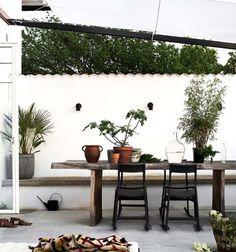 Terrace Entertaining | Room Swoon | EyeSwoon
