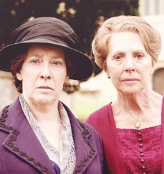 Strong Ladies of Downton Abbey