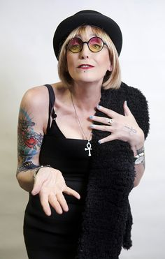 Kate Bornstein's Amazing Voyage - Village Voice