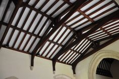 Cold Aston St Andrew Victorian roof by Cutts -157