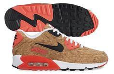"Nike Air Max 90 ""Cork"" (Release Date & Detailed Pics)"