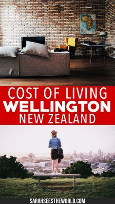 The cost of living in Wellington, New Zealand - Do you want to move to New Zealand? Wondering how much it costs to live in New Zealand? Here's an indication of the cost of living in Wellington the Capital of New Zealand. Capital Of New Zealand, Moving To New Zealand, Living In New Zealand, Visit New Zealand, Travel Advice, Travel Guides, Travel Tips, Travel Articles, Budget Travel
